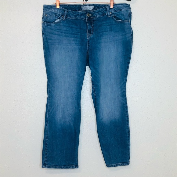 Torrid Relaxed Bootcut Jeans - Size 20XS